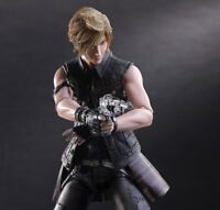 Play Arts Kai Final Fantasy XV PROMPTO ARGENTUM PVC Action Figure Model Statue