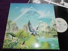 """ASIA  """"Alpha """"  1983  UK LP  GEFFEN GEF 25508"""