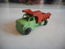 Tuf Tots Dump Truck in Green/Orange