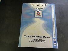 Allison Transmission MD/HD/B Series WTEC III Controls Troubleshooting Manual