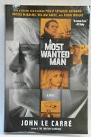 A Most Wanted Man, John Le Carré 2008, Taschenbuch 2014 Englisch