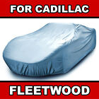 Fits. [CADILLAC FLEETWOOD] 1993 1994 1995 1996 CAR COVER ☑� Warranty ✔CUSTOM✔FIT  for sale