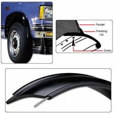 Pacer 52-105 Fender Flares For 94-2004 Chevrolet S10 GMC Sonoma 4Pc