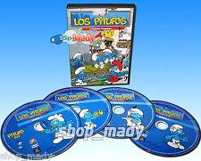 The Smurfs the Complete Second Season - Los Pitufos la Segunda Temporada Latino