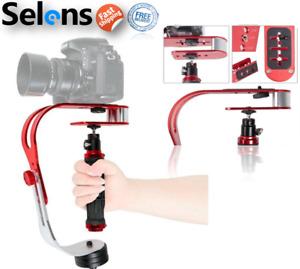 Selens Vlog Handheld Gimbal Camera Stabilizer Action Cam/DSLR/Mobile For Video