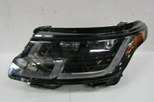 2018 2019 RANGE ROVER SPORT FACTORY OEM LEFT DRIVERS LED HEADLIGHT R8