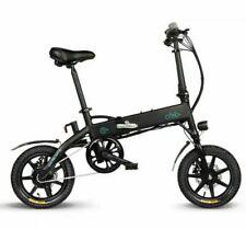 "FIIDO D1 Folding Electric Bike 14"" Tyres - 250W Motor 10.4Ah Battery Disc Brake"