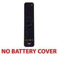 OEM JVC TV Remote Control for LT24DE74 (No Cover)