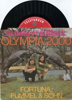 Single Schobert & Black: Olympia 2000 (Telefunken U 56 220) D 1972