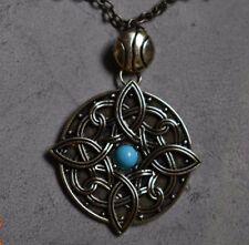 Amulet of Mara Skyrim Turquoise Necklace Engagement Jewelry Wedding NEW