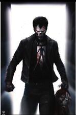 Shadowman #1 Francesco Mattina Exclusive Virgin Variant Valiant Comics Ltd 500