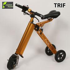 MONOPATTINO ELETTRICO PIEGHEVOLE BICI ELETTRICA scooter disabili 3 ruote tre