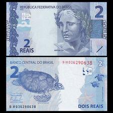 Brazil 2 Reals, 2010(2013), P-252, UNC