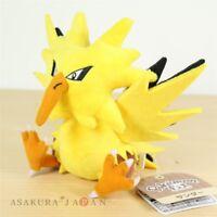 Pokemon Center Original Pokemon fit Mini Plush #145 Zapdos doll Toy from Japan
