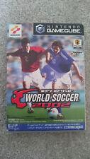 World Soccer 2002 for Nintendo Gamecube [NTSC-J]