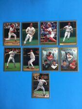 """1999 TOPPS """"PHILADELPHIA PHILLIES"""" TEAM SET W/ DRAFT PICKS & PROSPECT (12) CARDS"""