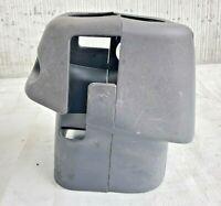 97-00 Jeep TJ Wrangler Factory Steering Column Shroud BEZEL WITH TILT - Gray