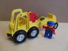 Lego Duplo LKW Anhänger Figur Ladegut Konvolut Set Ersatzteile