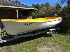 Fibreglass Hull Over 15 ft VIC Motorboats
