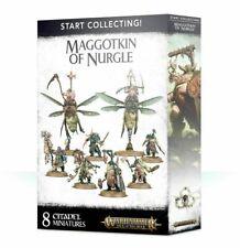 Warhammer - Start Collecting Maggotkin of Nurgle BNIB