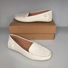 UGG Flores Leather Flat Loafers - Jasmine NIB Size 7