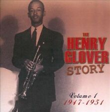 Henry Glover Story:  Volume 1: 1947-51 2CD