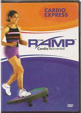 The Ramp Cardio Reinvented Cardio Express DVD Exercise