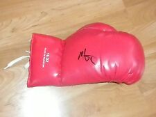 MARK WAHLBERG 'THE FIGHTER' MICKEY WARD SIGNED BOXING GLOVE 2 *COA *PROOF