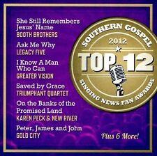 NEW Top 12 Southern Gospel Songs of 2012 (Audio CD)