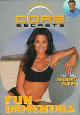 Gunnar Peterson's - Core Secrets - Fundamentals Featuring Brooke Burke - DVD