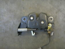 TOYOTA CELICA GT4 ST185 TAILGATE BOOT CATCH LATCH