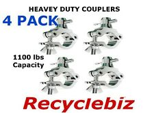 Global Truss Coupler Clamp (4 PACK) Clamp with Half Coupler! NEW IN STOCK