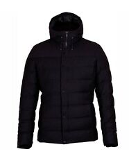 Auth Alchemy Equipment Wool Performance Hooded Down Jacket M Anthracite Flannel