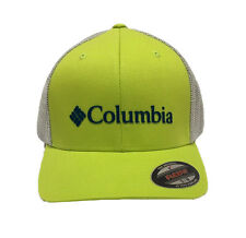 Columbia Unisex Rocky Peak Ridge Flexfit Mesh Ball Cap Hat S/M L/XL
