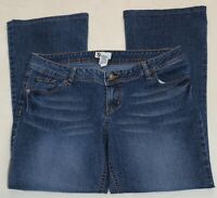 Women's SO Stretch Bootcut Jeans Size 15