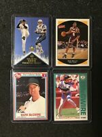 2002 Upper Deck Tom Brady/ Pedro Martinez Keys To The City #K5 *4 Card Lot KOBE