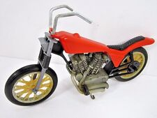 VINTAGE 1972 MATTEL BIG JIM RUGGED RIDER MOTORCYCLE 1970'S TOY