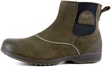 Sorel Olive Green Leather / Suede Weatherproof Men's Boots 0412* Size 8