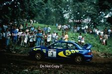 Colin McRae Subaru Impreza WRC 97 Indonesian Rally 1997 Photograph 2
