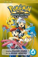 Pokmon Adventures: Diamond and Pearl/Platinum, Vol. 4 Pokemon
