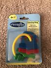 NEW+EVENFLO+Baby+Learning+Ring+Rattle+%7E+Newborn+%7E+New+in+package