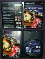 Powerdrome (Sony PlayStation 2, 2004) PS2 Complete Power Drome