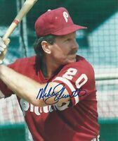 Mike Schmidt 8x10 SIGNED PHOTO AUTOGRAPHED ( HOF Phillies ) REPRINT