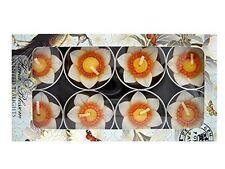 Hana Blossom Flower Candle & Tea Light Holder Sets