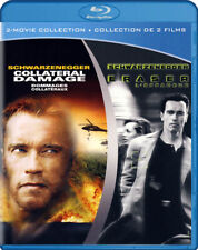 COLLATERAL DAMAGE / ERASER (2-MOVIE COLLECTION) (BLU-RAY) (BILINGUAL) (BLU-RAY)