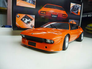 1:18 Kyosho Lamborghini Urraco Rally orange NEU NEW