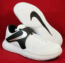 NIB NIKE Mens 14 ZOOM LIVE TB PRMO 902590 100 WHITE BASKETBALL CASUAL SHOES $100