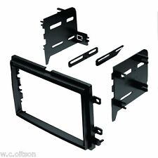 DOUBLE DIN CAR STEREO DASH KIT FORD VEHICLES 2004-2011
