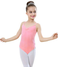 Fashion Kids Girls Ballet Dance Dress Party Leotards Costume Bodysuit Stretchy