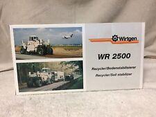 Nzg Wirtgen WR2500 1/50